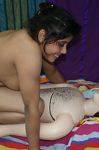 Hot Indian Babe Rupali Dildo Masturbation