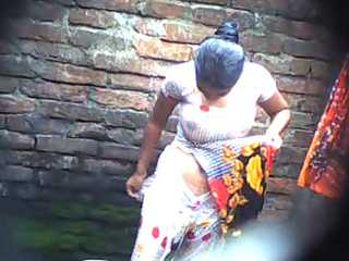 Sexy Indian Babe Asmita Naked Shower Bath