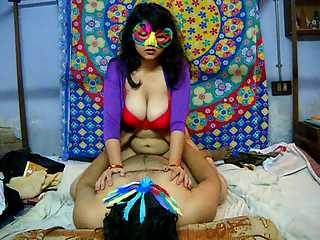 Savita Bhabhi Passionate Cock Riding