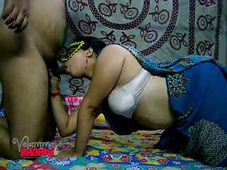 Hot And Horny Sexy Velamma Bhabhi Blowjob