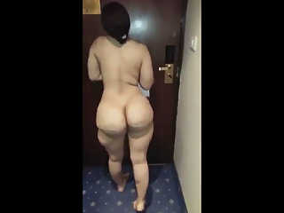 Big Ass Indian Bhabhi Naked In Hotel Room