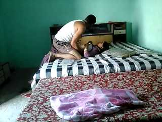 Horny Indian Couple Homemade Sex Tape