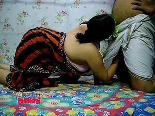 Velamma Spreading Sexy Legs Wide Open