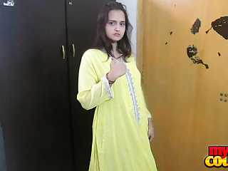 Sonia Bhabhi Salwar Suit Stripped Naked Moaning