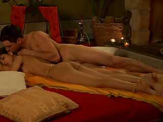 Indian Woman Best Orgasm Body Massage