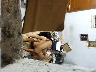 Romantic Sex Of Young Indian College Couple